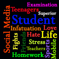 Teenagers Student Behaviour